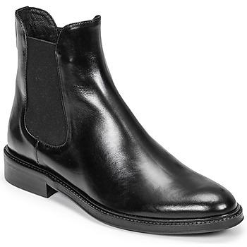 Shoes Women Mid boots Minelli HERNILA Black