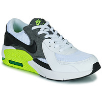 Shoes Children Low top trainers Nike NIKE AIR MAX EXCEE (GS) White / Black