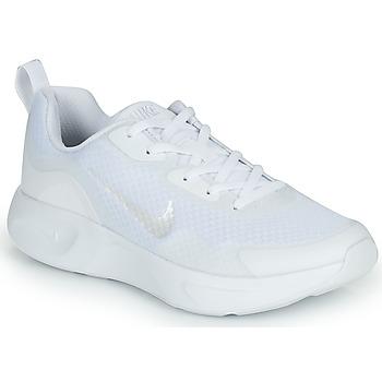 Shoes Women Multisport shoes Nike WMNS NIKE WEARALLDAY White