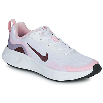 Shoes Children Multisport shoes Nike NIKE WEARALLDAY (PS) White / Pink