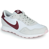 Shoes Children Low top trainers Nike NIKE MD VALIANT (GS) White / Pink