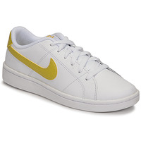 Shoes Women Low top trainers Nike WMNS NIKE COURT ROYALE 2 White / Gold