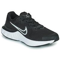 Shoes Children Running shoes Nike NIKE RENEW RUN 2 (GS) Black / White