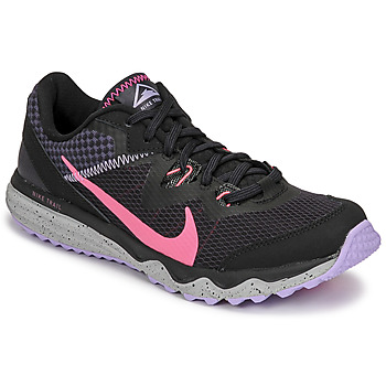 Shoes Women Running shoes Nike WMNS NIKE JUNIPER TRAIL Black / Pink