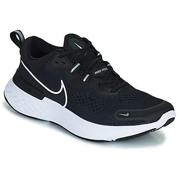 Shoes Men Running shoes Nike NIKE REACT MILER 2 Black / White