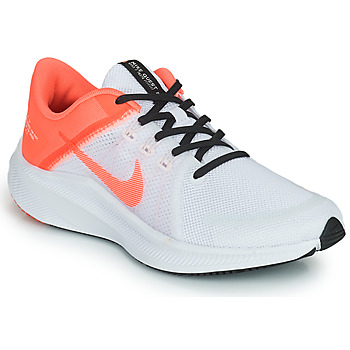 Shoes Women Running shoes Nike WMNS NIKE QUEST 4 White / Pink