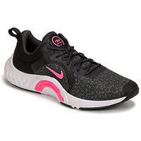 Shoes Women Multisport shoes Nike W NIKE RENEW IN-SEASON TR 11 Black / Pink