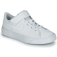 Shoes Children Low top trainers Nike NIKE COURT LEGACY (PSV) White