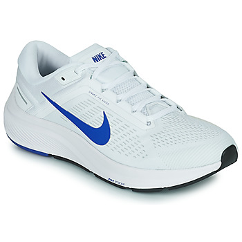 Shoes Men Running shoes Nike NIKE AIR ZOOM STRUCTURE 24 White / Blue