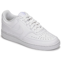 Shoes Women Low top trainers Nike W NIKE COURT VISION LO NN White