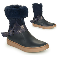 Shoes Girl Boots GBB EVELINA Blue
