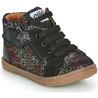 Shoes Girl High top trainers GBB VALA Black
