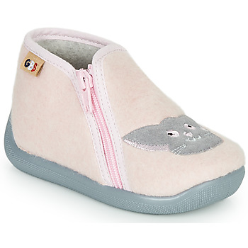 Shoes Girl Slippers GBB APOPOTAM Pink