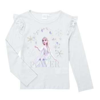 material Girl Long sleeved shirts TEAM HEROES  TEE FROZEN Blue