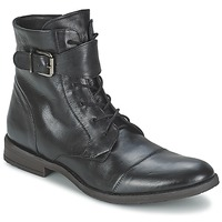 Shoes Women Mid boots Balsamik EMA Black