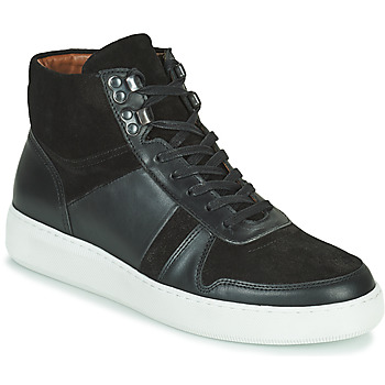 Shoes Men High top trainers Pellet ODIN Black