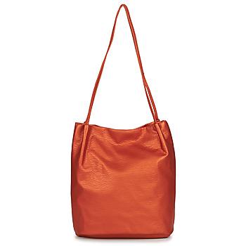 Bags Women Shoulder bags Moony Mood OPILE Red / Orange