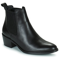 Shoes Women Mid boots Fericelli PAMINA Black