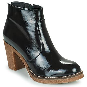 Shoes Women Ankle boots Fericelli PARMIN Black