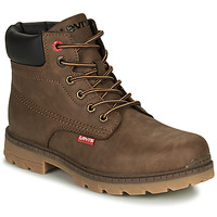 Shoes Children Mid boots Levi's NEW FORREST Brown