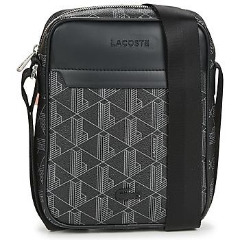 Bags Men Pouches / Clutches Lacoste THE BLEND Black