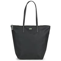 Bags Women Shopper bags Lacoste L.12.12 CONCEPT LONG Black