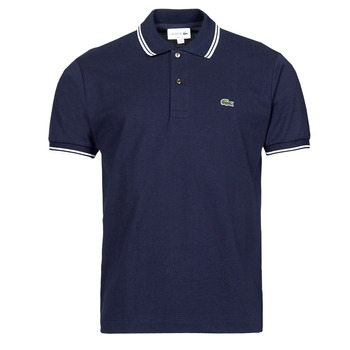 material Men short-sleeved polo shirts Lacoste PH2384 Marine