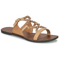 Shoes Women Sandals Jonak IVANA Beige
