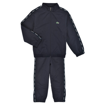 material Boy Tracksuits Lacoste ALICIA Black