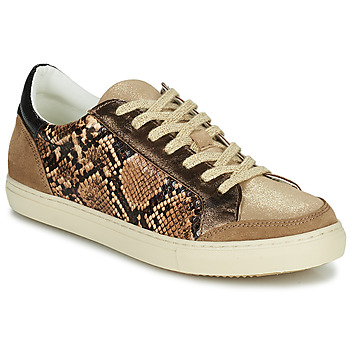 Shoes Women Low top trainers Betty London PERMINA Brown