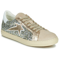 Shoes Women Low top trainers Betty London PAPIDOL Grey