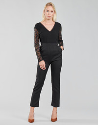 material Women Jumpsuits / Dungarees Betty London  Black