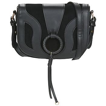 Bags Women Shoulder bags Moony Mood PAIGE Black
