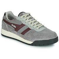 Shoes Men Low top trainers Gola GOLA TREK LOW Grey / Bordeaux