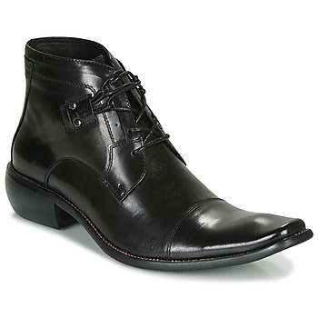 Shoes Men Mid boots Kdopa CALI Black