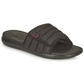 Shoes Men Flip flops FitFlop KIAN Black