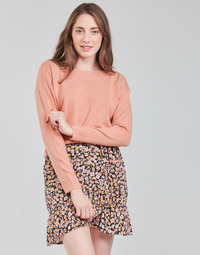 material Women sweaters Only ONLAMALIA Pink
