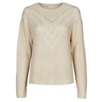 material Women jumpers Only ONLTRIXIE Beige