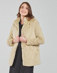 material Women coats Vero Moda VMTHEA Beige