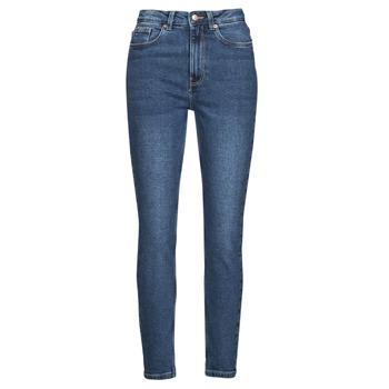 material Women slim jeans Vero Moda VMJOANA Blue / Medium