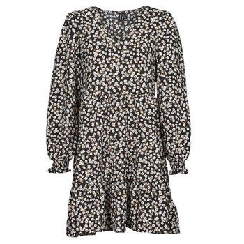 material Women Short Dresses Vero Moda VMSALINA Black