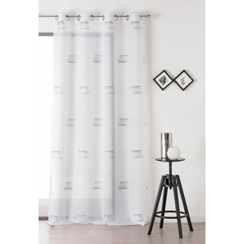 Home Sheer curtains Linder MOISSON Grey
