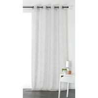 Home Sheer curtains Linder KERGUELEN White