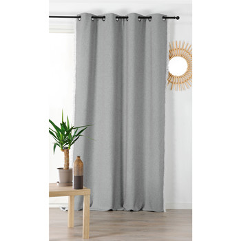 Home Curtains & blinds Linder WOOLY Grey / Clear