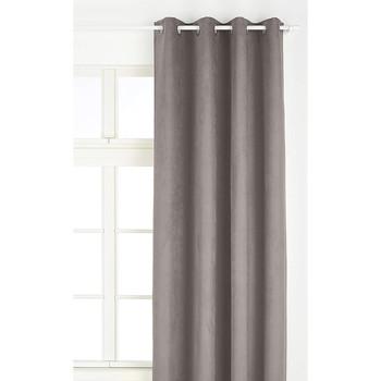 Home Curtains & blinds Linder SUEDINE LOURDE Grey