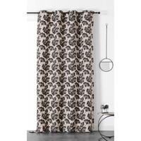Home Curtains & blinds Linder BILOBA Grey / Dark