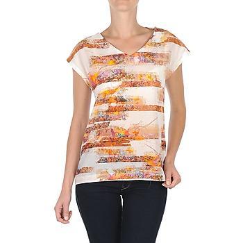 T-shirts & Polo shirts TBS JINTEE White 350x350