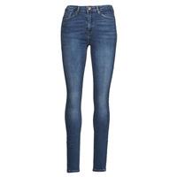 material Women slim jeans Only ONLPAOLA Blue / Medium
