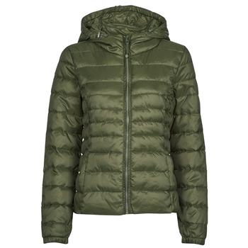 material Women Duffel coats Only ONLTAHOE Kaki