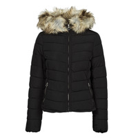 material Women Duffel coats Only ONLNEWELLAN Black